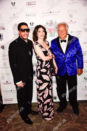 Joeystarr, Celine Mori, Massimo Gargia