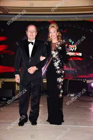 Guest and Princess Camilla of Bourbon-Two Sicilies