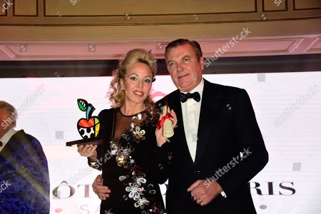 Princess Camilla of Bourbon-Two Sicilies and Prince Carlo of Bourbon-Two Sicilies