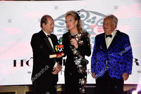 Guest, Princess Camilla of Bourbon-Two Sicilies, Massimo Gargia