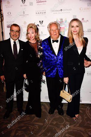 Princess Camilla of Bourbon-Two Sicilies, Massimo Gargia, Tonya Kinzinger