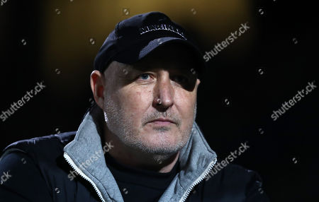 Russell Slade, Manager of Grimsby Town