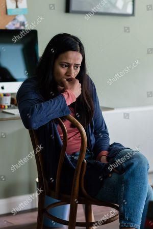 Farzana Dua Elahe as Rahani Shirani.