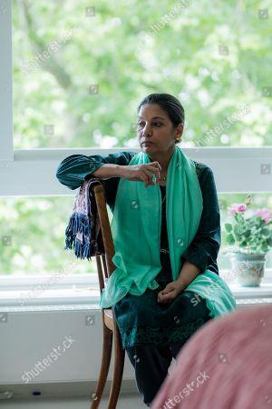 Shabana Azmi as Mrs Shirani
