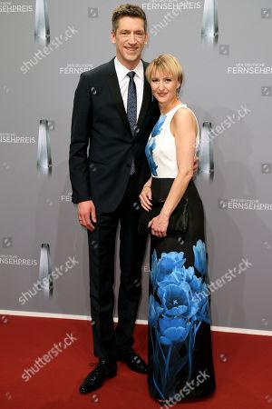 Steffen Hallaschka and Anne-Katrin Hallaschka