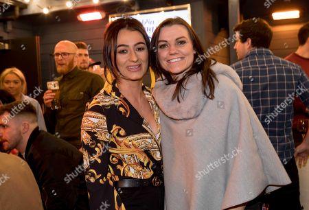Editorial image of The Love In at The Lep Inn, Lep Inn, Dublin, Ireland - 26 Jan 2018