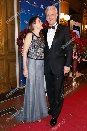 Editorial picture of SemperOpernball, Dresden, Germany - 26 Jan 2018