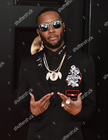 Stock Photo of Shy Glizzy