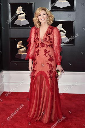 Editorial picture of 60th Annual Grammy Awards, Arrivals, New York, USA - 28 Jan 2018