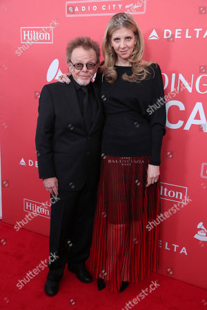 Editorial image of MusiCares Person of the Year Gala, Arrivals, New York, USA - 26 Jan 2018
