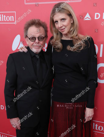 Paul Williams and Tracey Jackson