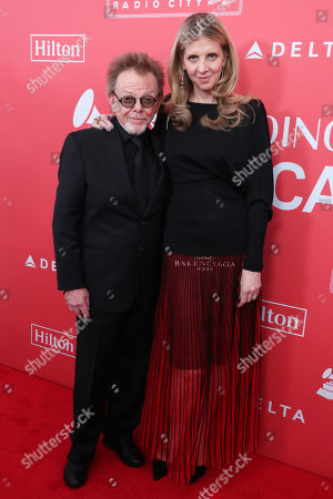 Editorial picture of MusiCares Person of the Year Gala, Arrivals, New York, USA - 26 Jan 2018
