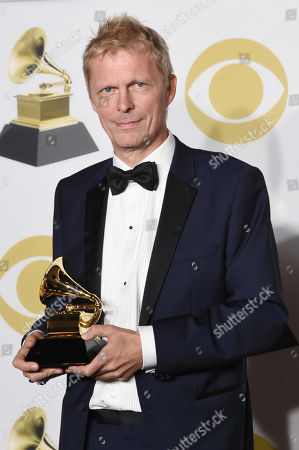 Editorial image of 60th Annual Grammy Awards, Press Room, New York, USA - 28 Jan 2018
