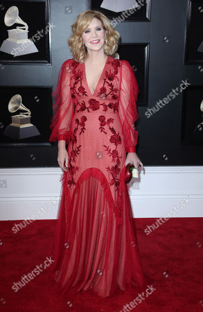 Editorial photo of 60th Annual Grammy Awards, Arrivals, New York, USA - 28 Jan 2018