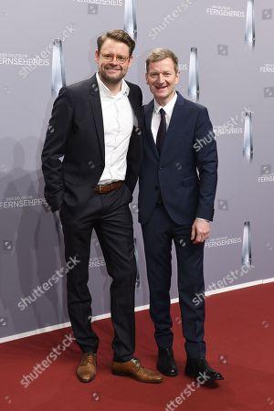 Max Giermann and Michael Kessler