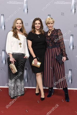 Ann-Kathrin Kramer, Rebecca Immanuel and Gesine Crukowski