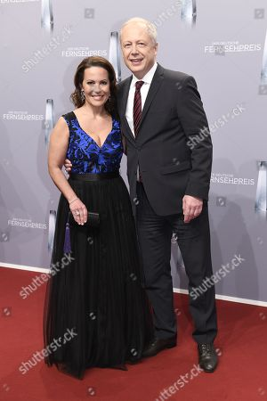 Daniela Boff and Tom Buhrow