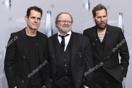 Editorial image of German Television Awards, Cologne, Germany - 26 Jan 2018