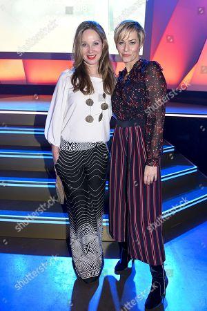 Ann-Kathrin Kramer and gesine Crukowski