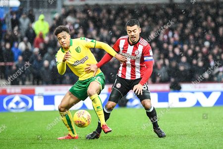 Editorial image of Brentford v Norwich City, EFL Sky Bet Championship - 27 Jan 2018