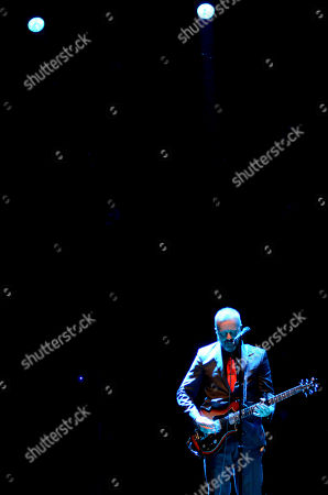 Stock Image of JJ Grey and Mofro performs during the Ann Arbor Folk Festival at Hill Auditorium in Ann Abor, Michigan
