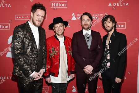 Editorial photo of 2018 MusiCares Person of the Year, New York, USA - 26 Jan 2018