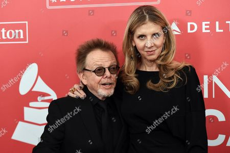 Paul Williams, Tracey Jackson. Paul Williams, left, and Tracey Jackson arrive at the 2018 MusiCares Person of the Year tribute honoring Fleetwood Mac at the Radio City Music Hall on in New York