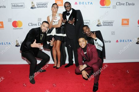 Editorial photo of Pre-Grammy Gala and Grammy Salute to Industry Icons Presented by Clive Davis and The Recording Academy, Arrivals, New York, USA - 27 Jan 2018
