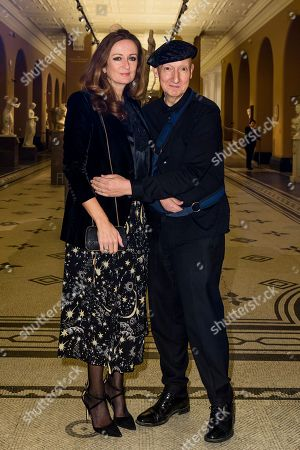Lucy Yeomans and Stephen Jones