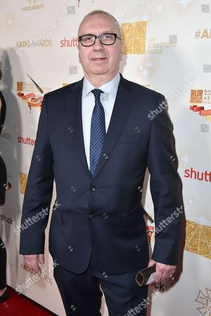 Editorial picture of 22nd Annual Art Directors Guild Awards Gala, Arrivals, Los Angeles, USA - 27 Jan 2018