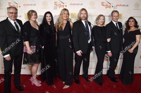 Catherine O'Hara, Bo Welch and team