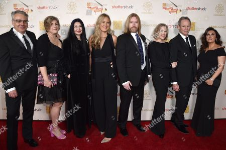 Catherine O'Hara, Bo Welch and team