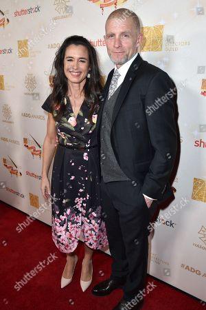 Elisabeth Williams and Simeon Perrault
