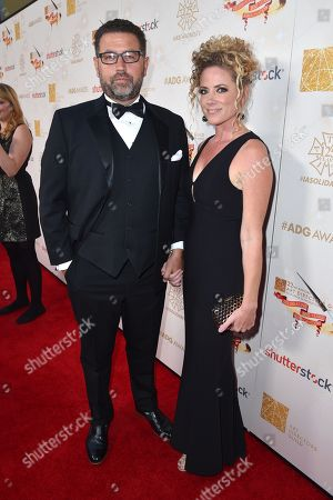 Editorial photo of 22nd Annual Art Directors Guild Awards Gala, Arrivals, Los Angeles, USA - 27 Jan 2018