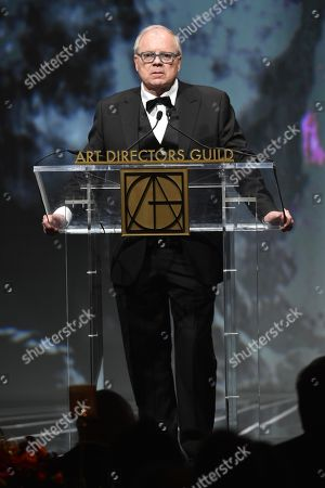 Editorial picture of 22nd Annual Art Directors Guild Awards Gala, Show, Los Angeles, USA - 27 Jan 2018