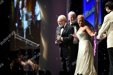 Ron Clements, John Musker and Anika Noni Rose
