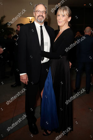 Chuck Parker and Lisa Parker