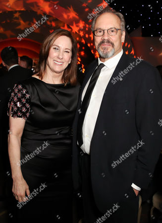 Editorial photo of 22nd Annual Art Directors Guild Awards Gala, Inside, Los Angeles, USA - 27 Jan 2018