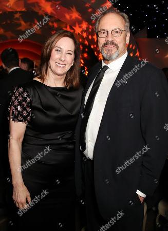 Lisa Parker and Chuck Parker