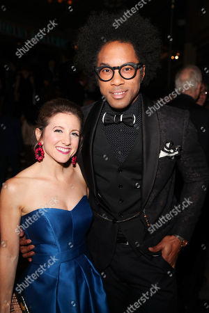Lauren Fernandez and Johnathan Fernandez