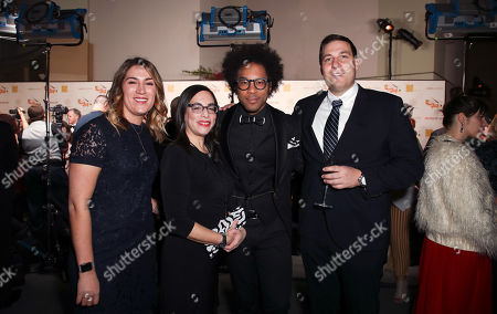 Amanda Lencina, Ali Masterson, Johnathan Fernandez and Lucas Kosoglad