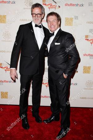 Mark Worthington and Nelson Coates