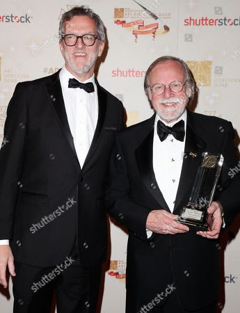 Mark Worthington and Michael Baugh
