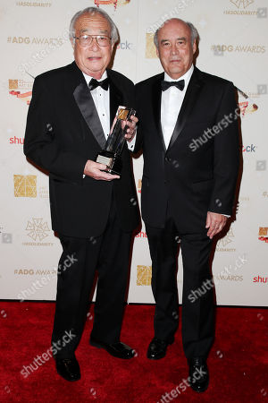 James Murakami and Gary Fettis