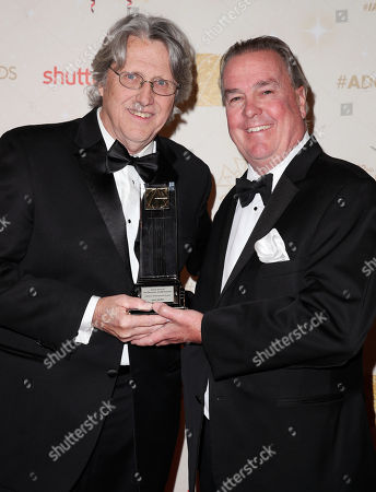 John Moffitt and Ed Strang