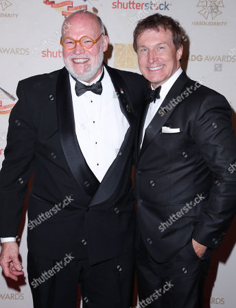 Tom Walsh and Nelson Coates