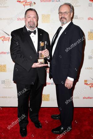 Matthew D. Loeb and Chuck Parker