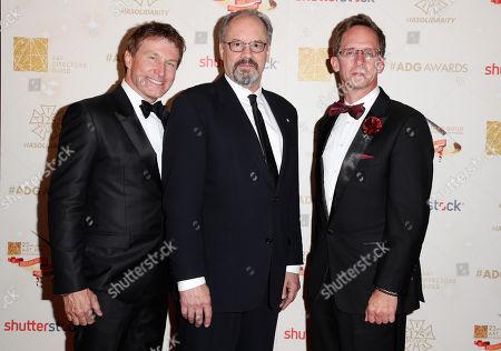 Nelson Coates, Chuck Parker and dooner