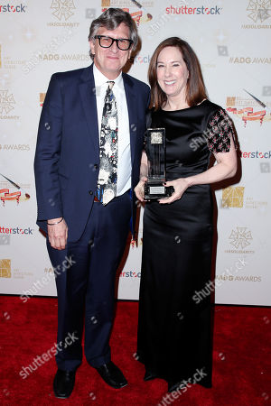 Rick Carter and Kathleen Kennedy