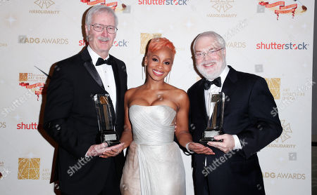 John Musker, Anika Noni Rose and Ron Clements